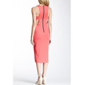 SUGARLIPS~Coral Simple Romance Dress~S or M